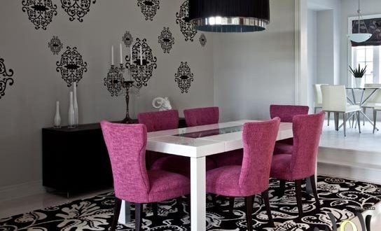 صورة ديكور غرفة الطعام