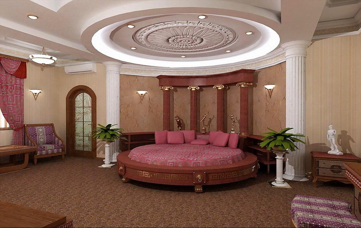 صورة اسقف جبسية لغرف النوم
