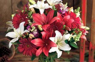 صور باقات من الورد