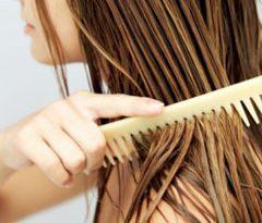 صورة كيفية تسريح الشعر بدون سشوار
