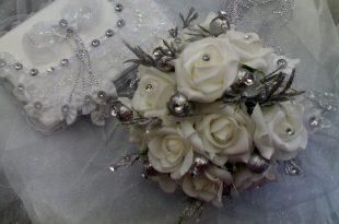 صورة اعمال يدوية للعروس