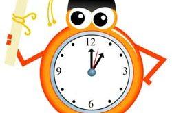 صورة بحث عن تنظيم الوقت