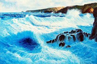 صورة رؤية البحر في المنام