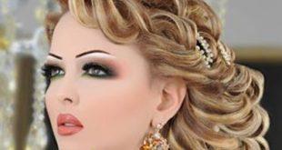 صورة صبغات الشعر للعروس