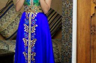 صورة اجمل قفاطين جزائرية