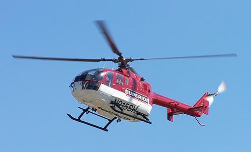 صور الهليكوبتر في المنام