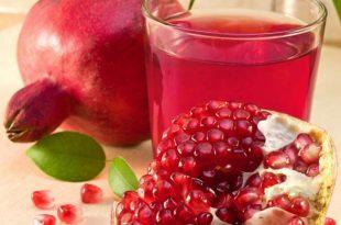 صورة فوائد عصير الرمان للكرش