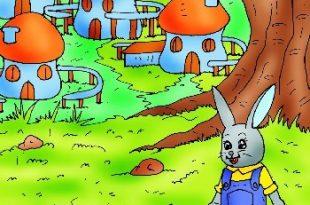 صورة قصص اطفال مكتوبة قصيرة