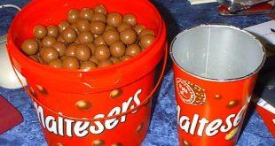 صورة شوكولاتة مالتيزرز
