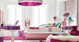 صورة غرف نوم عصرية للبنات