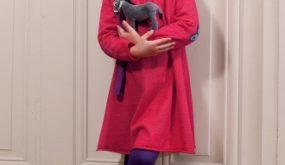 صورة ملابس شتوية للاطفال البنات