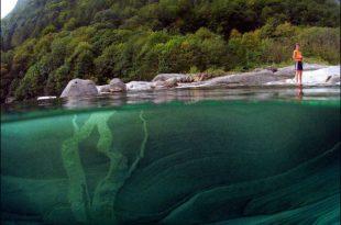 صورة انقى نهر في العالم شاهد بالصور نهر فيرزاسكا