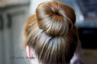 صورة تسريحات الشعر بالصور للمدرسة