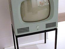 صورة تعريف التلفاز