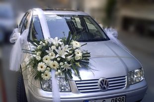 صورة سيارة العروس
