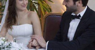 صورة هازال كايا وزوجها
