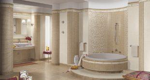ديكور حمامات منزلية