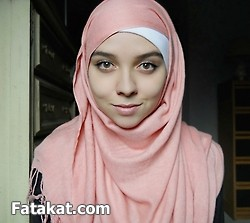 صورة طرق لف الحجاب للمدرسة بالصور