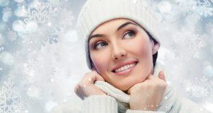 صورة العنايه بالبشره في الشتاء