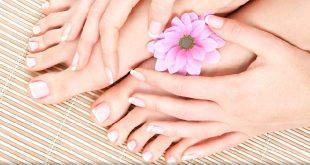صورة وصفة لتبيض اليدين والقدمين بسرعة
