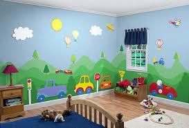 صورة دهانات غرف نوم الاطفال