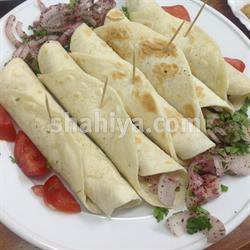 صورة طريقة عمل شاورما اللحمه
