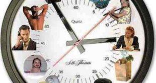 صورة تنظيم الوقت اليومي