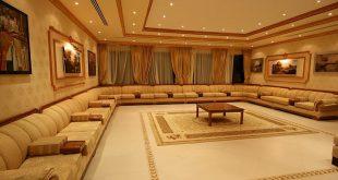 صورة تصاميم مجالس عربية