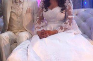 صورة يوسف الجندي وزوجته
