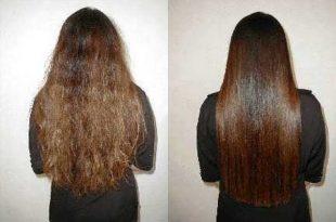 صورة علاج خشونة الشعر