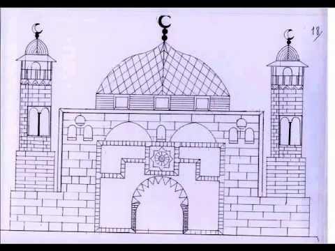 بالصور كيفية رسم مسجد 20160820 1135