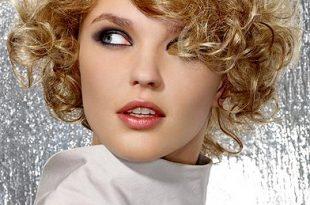 صورة تسريحات الشعر المجعد