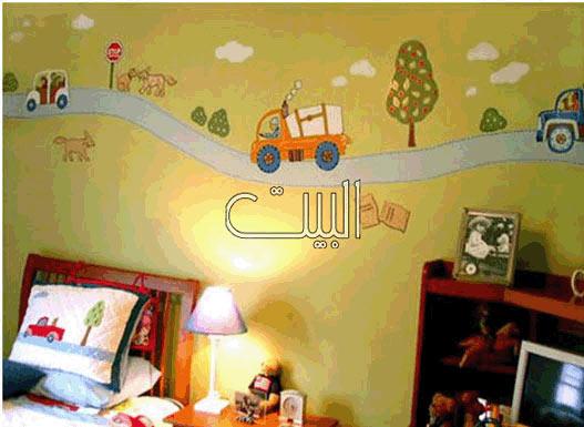 بالصور حوائط غرف الاطفال 20160820 122
