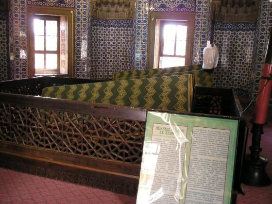 صور قبر السلطانة هيام