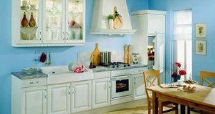 صورة تجديد المطبخ الخشب