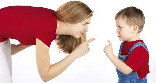 صورة كيف اعامل ابني العنيد
