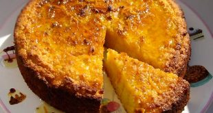 صورة خبزة قاطو بالبرتقال