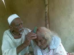 صورة الحب الحقيقي بين الزوجين