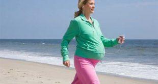 صور فوائد المشي للحامل في الشهر التاسع