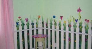 ديكورات حوائط غرف الاطفال