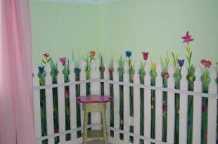 صور ديكورات حوائط غرف الاطفال