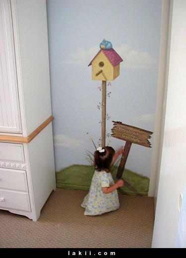 بالصور ديكورات حوائط غرف الاطفال 20160820 2415