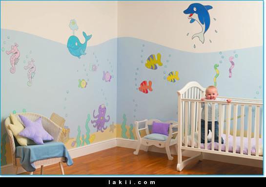 بالصور ديكورات حوائط غرف الاطفال 20160820 2416