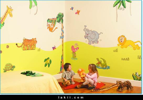 بالصور ديكورات حوائط غرف الاطفال 20160820 2417