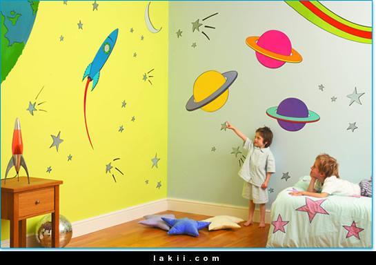 بالصور ديكورات حوائط غرف الاطفال 20160820 2418