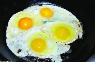 صورة هل البيض يسبب الغازات