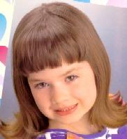 صورة تسريحات شعر اطفال عمر سنتين