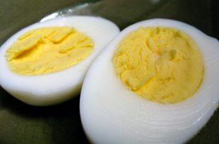 صورة كم عدد السعرات الحرارية في البيض