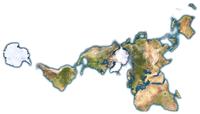 صورة مساحة القارات