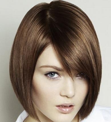 صورة احدث تسريحات الشعر القصير